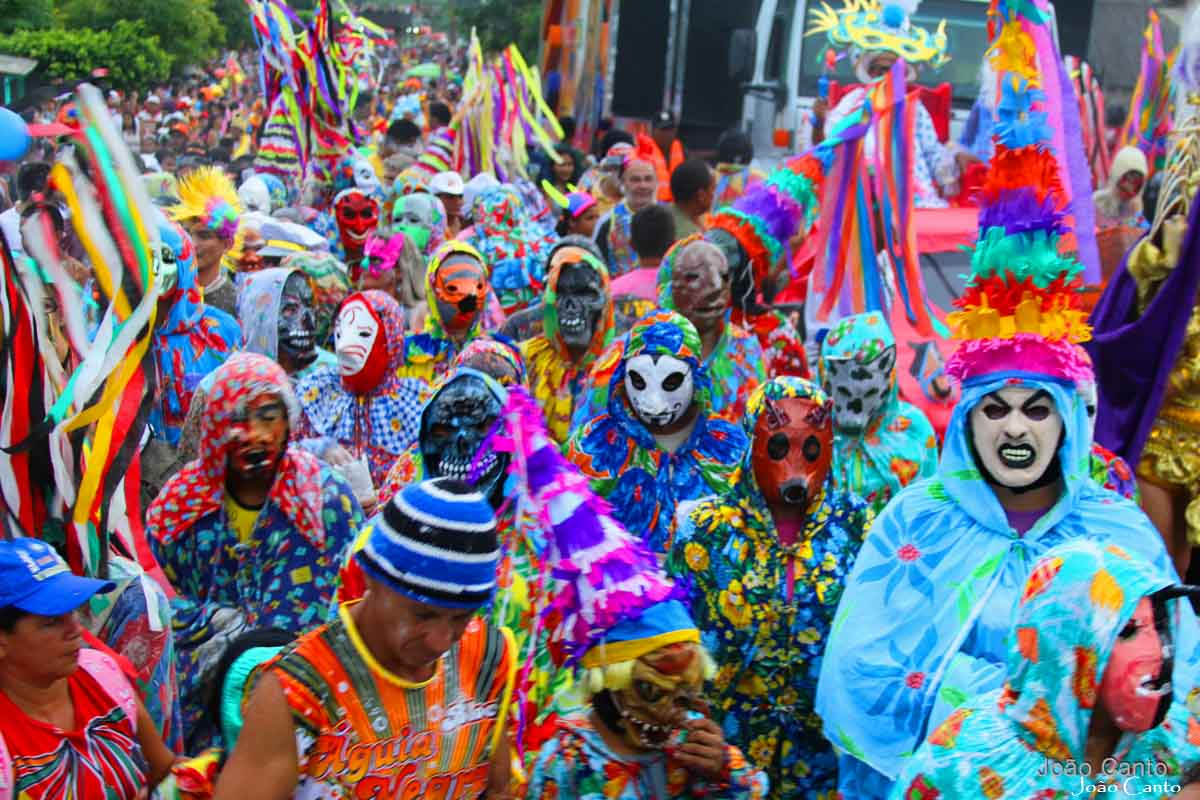 Bloco do Morro, Carnaval de Óbidos